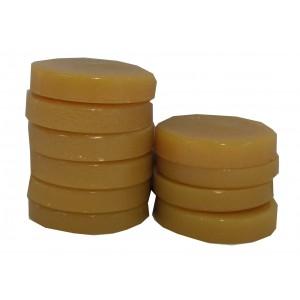 BLONDE - 200g Galets de cire à épiler Pelable