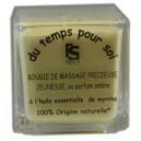 AMBRE - 60 g - Précieuse - Bougie de massage