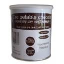 Pot de cire Pelable - Chocolat - 800 ml