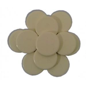 Galets Blanc de cire tradition - 1 kg - Monoï - Cire à épiler