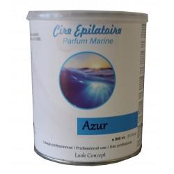 Pot 800 ml - Cire à épiler - AZUR