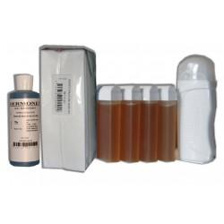Kit Epil 4 x 100 ml - TOPAZ - Cire à épiler
