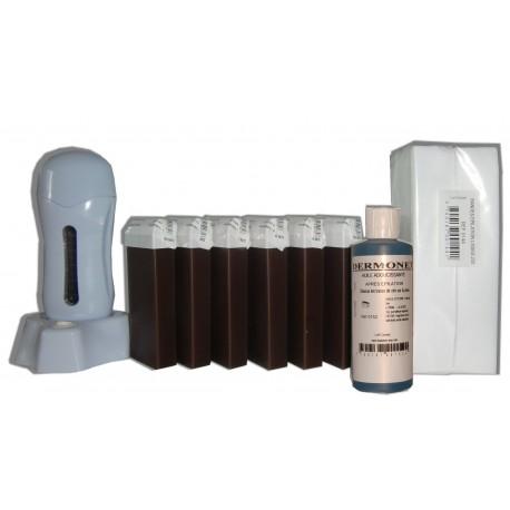 Chocolat - SEO - Kit épilation 6 x 100ml