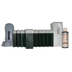 Chlorophylle - SEO - Kit épilation 12 x 100ml Roll On