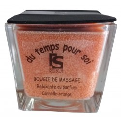 Bougie de massage Cannelle Orange - 210 g