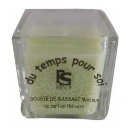 Bougie de massage Thé Vert - 60 g