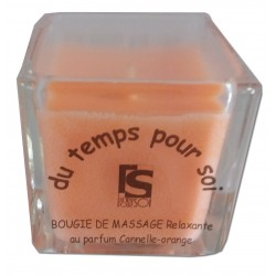 Bougie de massage Cannelle Orange - 60 g