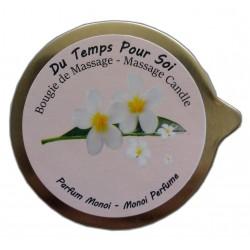 Monoï 150 g - Bougie de massage à l'huile chaude