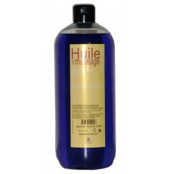 Huile de massage Orange pekeo, 1 litre