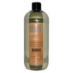 Adoucissante - Huile de massage - Monoï - 1 litre