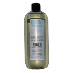 Huile de massage ambre, 1 litre