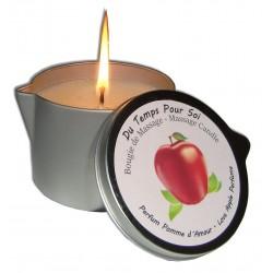 Pomme d'Amour 150 g - Bougie de massage à l'huile chaude