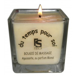 Bougie de massage Monoï - 210 g