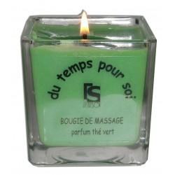 Bougie de massage Thé Vert - 210 g