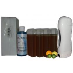 Agrumes Miel - SOLOR - Kit 4 x 100 ml - 250 bandes
