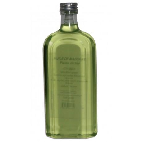 Huile de massage thé vert - 500 ml