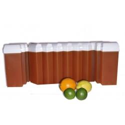 Cire à épiler - Agrumes - 12 x 100 ml