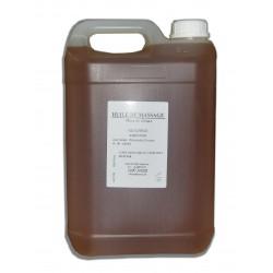 Huile de massage - Parfum Chocolat - 5 L