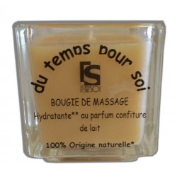 Confiture de lait - 60 g - Bougie de massage