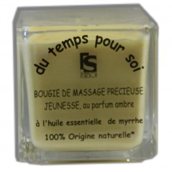 Bougie de massage AMBRE - 60 g