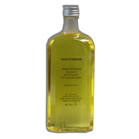 Huile d'Argan - 500 ml