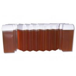 12 recharges 100 ml - Topaz - Cire à épiler