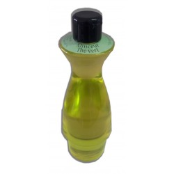Huile de massage thé vert - Chaude 500 ml