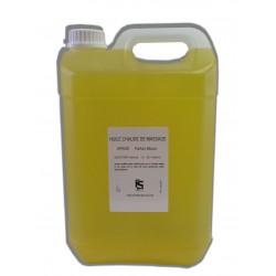 Apaisante - Monoï - Chaude - 5 litres - Huile de massage