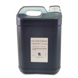 Huile de massage Eucalyptus. huile chaude - 5 litres