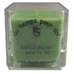 Bougie de massage Tea tree - 210 g
